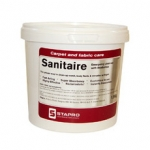 SAN15 Stapro Sanitaire Emergency Clean-up Powder 1.5kg Tub